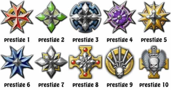 Prestige mw3